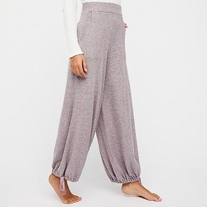 Free People - Bunny Cuddler Joggers